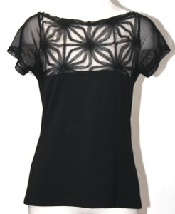 Anne Fontaine Top Black