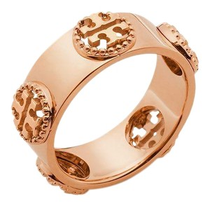 Tory Burch Miller Stud Ring Size 6