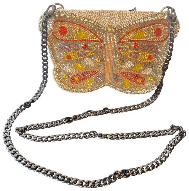 Alice + Olivia And Multi Colors Crystals Cross Body Bag Alice + Olivia And Multi Colors Crystals Cross Body Bag Image 1