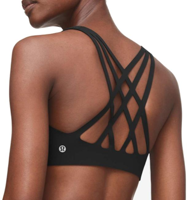 Item - New Bring The Energy Activewear Sports Bra Size 8 (M, 29, 30)