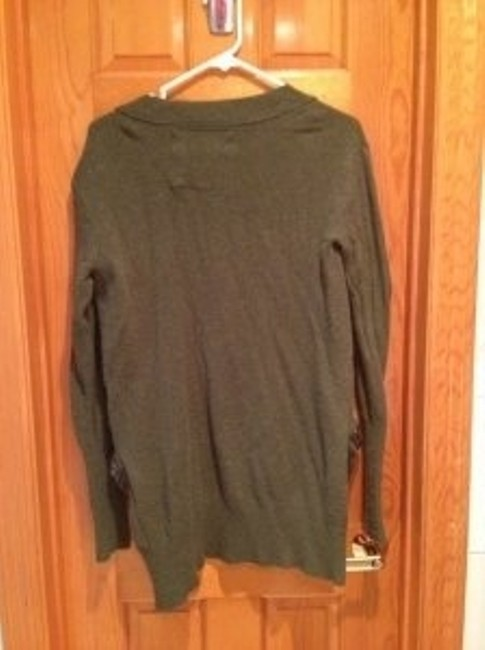 Abercrombie & Fitch Jewel Borders Cover-up Sweater Cardigan