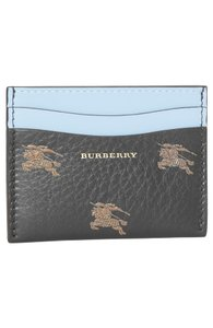 Burberry Leather Sandon 3D Horse Card Case holder