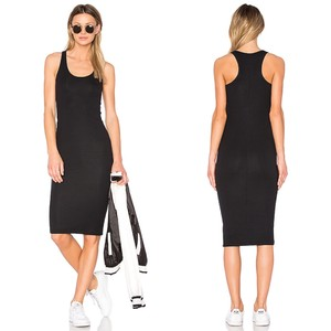 Black Maxi Dress by ATM Anthony Thomas Melillo