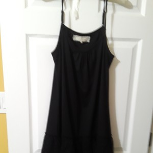 a'reve short dress Black on Tradesy
