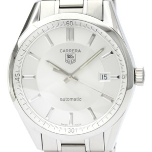 Tag Heuer Tag Heuer Carrera Automatic Stainless Steel Men's Sports Watch WV211A