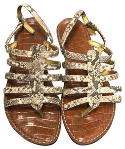 Sam Edelman Cream Sandals