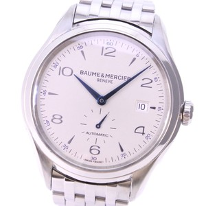 Baume & Mercier Baume & Mercier Clifton Small Second 65717 MOA10099 Stainless Steel Automatic Mens Watch