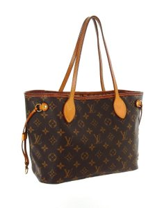 Louis Vuitton Monogram Vintage Neverfull Weekend Shoulder Bag