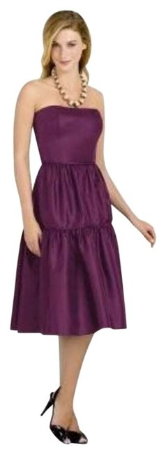 Preload https://item1.tradesy.com/images/after-six-blackberry-6530cocktailblackberry12-mid-length-night-out-dress-size-12-l-273740-0-0.jpg?width=400&height=650