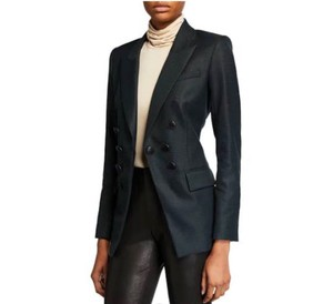 Veronica Beard black and green Blazer