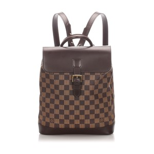 Louis Vuitton Gvj0elvbp001 Vintage Leather Backpack