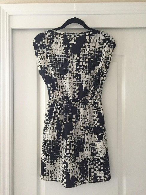 Forever 21 short dress Black and Ivory on Tradesy