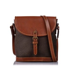 Mulberry Ff0mbcx018 Vintage Leather Cross Body Bag