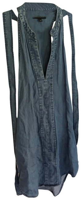 Item - Chambray Short Casual Dress Size 8 (M)