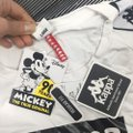 Kappa White Mickey Mouse Tee Shirt Size 12 (L) Kappa White Mickey Mouse Tee Shirt Size 12 (L) Image 9