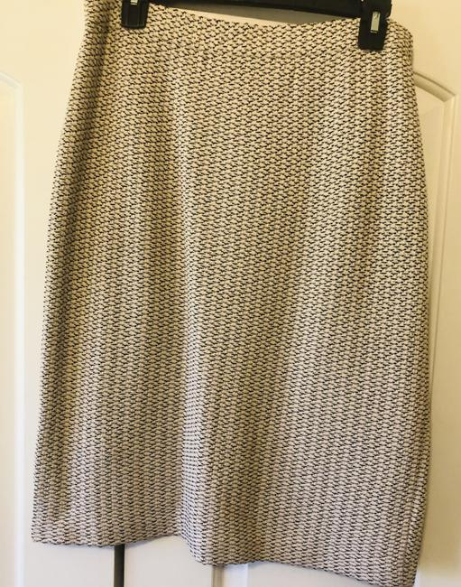 Item - Lavender Black and Cream Collection Skirt Size 10 (M, 31)
