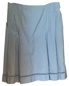 Express Skirt Light Blue