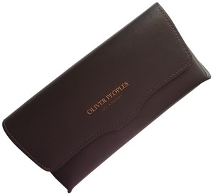 Oliver Peoples Oliver Peoples Sunglasses Case & Pouch