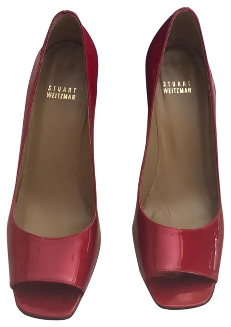 Item - Red Perfect Pumps Size US 8 Regular (M, B)