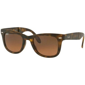 Ray-Ban Brown Gradient Lens RB4105 894/43 50 Unisex Square