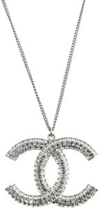 Chanel Chanel CC Crystal Necklace