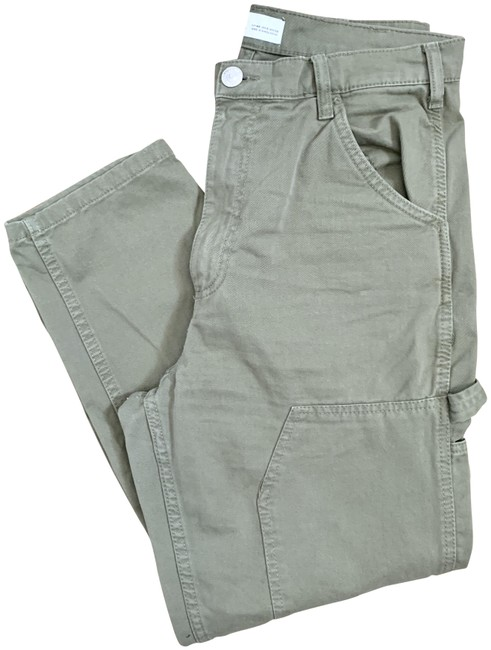 Item - Army Green Pre-owned Euro 40 (Us 8) Pants Size 8 (M, 29, 30)