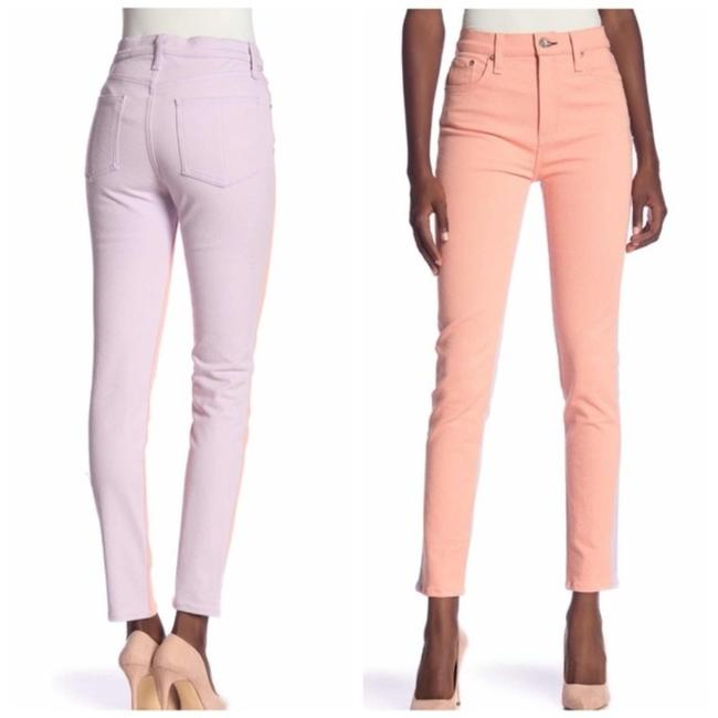 Item - Purple Orange High Waist Two Woman New Skinny Jeans Size 26 (2, XS)