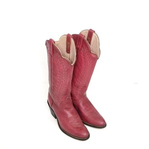 Acme Red Boots