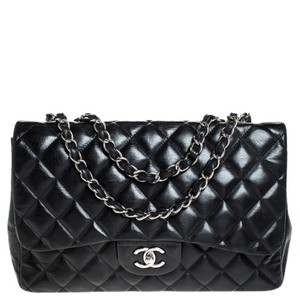 Chanel Quilted Leather Classic Shoulder Bag