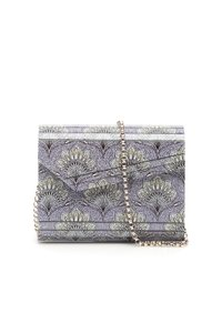 Jimmy Choo Candy Dbp Lmix Multicolored Clutch