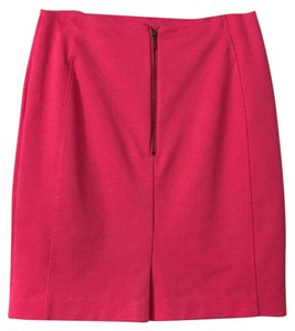 New York & Company Skirt Pink