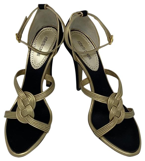 Item - Gold Knotted Sandals Size EU 36 (Approx. US 6) Regular (M, B)