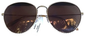 Givenchy Givenchy Metal Round Frames Sunglasses brown Gold