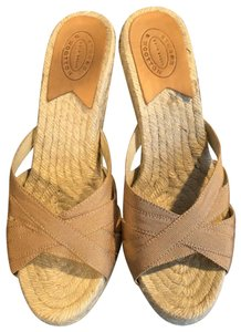 Stubbs & Wootton NATURAL Wedges