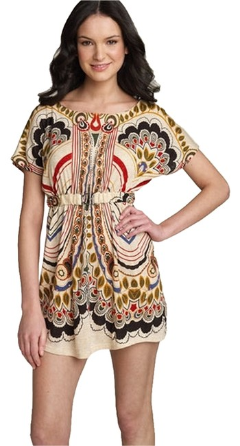 Preload https://item4.tradesy.com/images/orion-london-printed-dolman-sleeve-above-knee-short-casual-dress-size-2-xs-2738458-0-0.jpg?width=400&height=650
