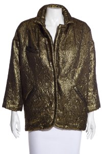 Isabel Marant Gold Jacket