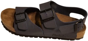 Birkenstock Milano Betula Arizona Birki's Navy Blue Sandals