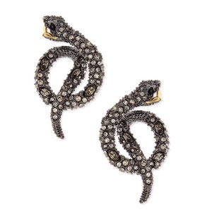 Alexis Bittar Coiled Serpent Snake