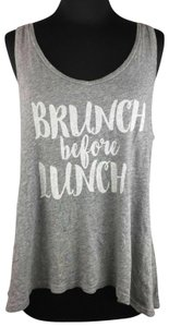Gilligan & O'Malley Brunch Before Lunch Sleepwear Pajama Sleeveless Top Multicolor