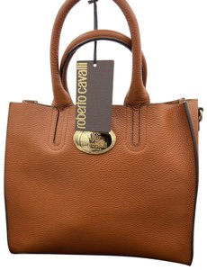 Roberto Cavalli Tote in brown