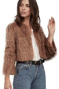 Reformation Chewbacca Disneybound 70s Fur Coat