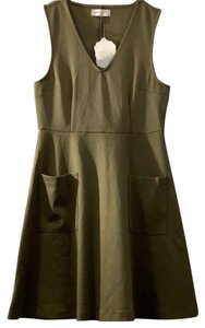 Altar'd State short dress Olive Green on Tradesy