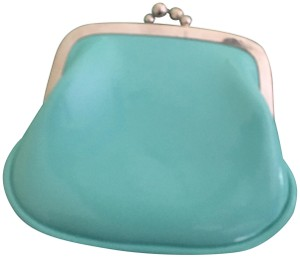 Tiffany Tiffany Patent Leather Coin Purse