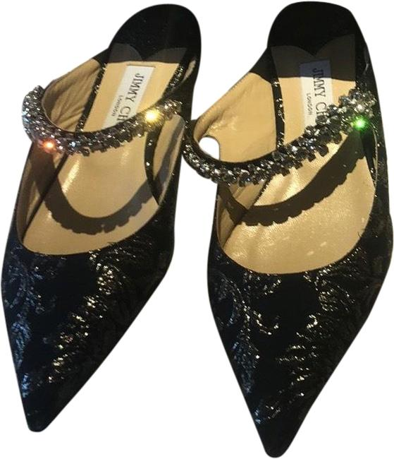 Item - But I Case with Jeweled Strap Flats Size US 8 Regular (M, B)