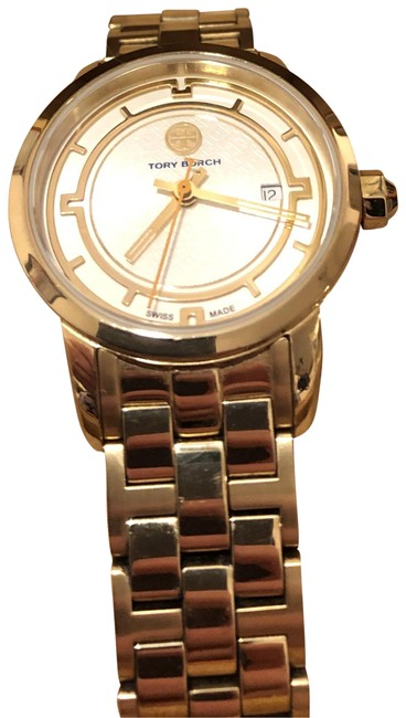 Item - Gold Stainless Steel Watch
