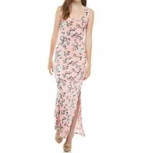 Pink Floral Maxi Dress by Pink Rose