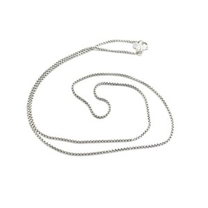 David Yurman GORGEOUS!! NEVER WORN!! David Yurman 1.7mm Box Chain