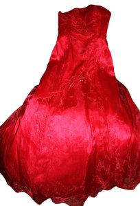 Scene Prom Ball Gown Dress