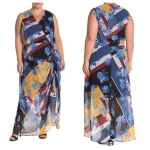 Floral Maxi Dress by City Chic