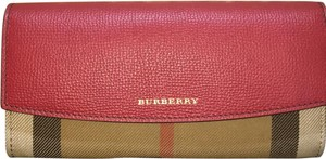 Burberry Burberry Russet Red Wallet